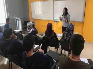 YKS'ye hazırlanan öğrencilere destek