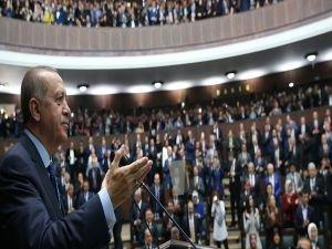 Erdoğan: Doğu Guta ve Duma, bu katliamı yapanları lanetliyorum