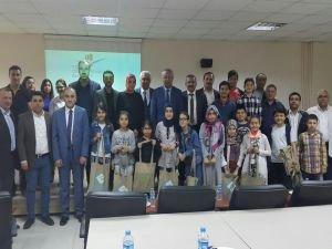 Mardinli öğrencilere 'Sıfır Atık Projesi' anlatıldı