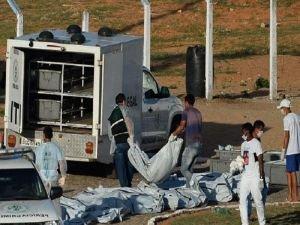 Mahkumlar firar etmeye çalıştı: 21 ölü