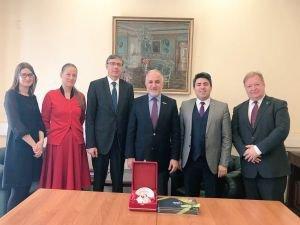 Kızılay ile Rusya Kızılhaçı'ndan afet yönetimi ve göç alanında işbirliği
