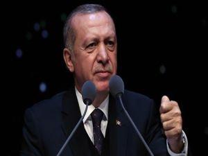Erdoğan: Ekonomimize saldıranlar başaramayacaksınız