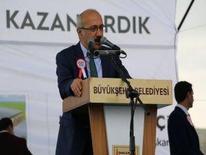"""Bakan Elvan: """"50 bin kardeşimizi iş ve aş sahibi yapacağız"""""""