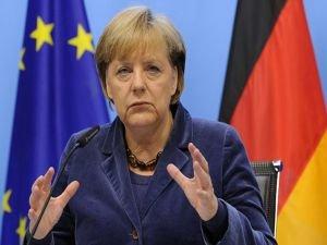 Merkel: Almanya saldırıya katılmayacak