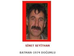 Kırmızı listede yer alan PKK'lı öldürüldü