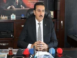 """Bakan Tüfenkci: """"Habur Sınır Kapısı'nı revize ediyoruz"""""""
