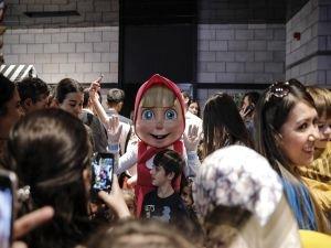 """Maşa İle Koca Ayı- Sonsuz Arkadaşlık 2"""" nin Galası yapıldı"""