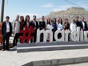 """Mardin'de """"Misafirimiz Öğretmenimiz"""" projesi"""