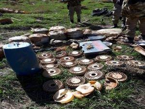 Hakkari'de PKK operasyonu