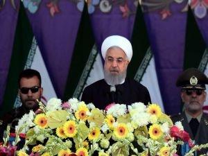 Ruhani: Bölgeyi barut fıçısı haline getirmeyiniz