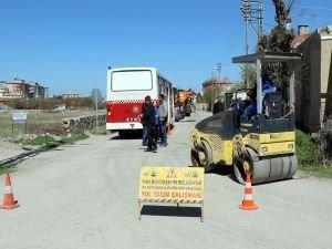 Van Büyükşehir belediyesi 2018 yılı yol çalışmalarına start verdi