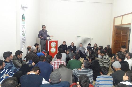 Hayrın Yolcuları'ndan İslami bilinç semineri