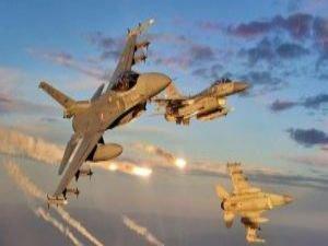 Hava harekatında 2 PKK'lı öldürüldü