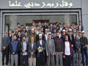 İttihadul Ulema'dan Mevlid etkinliğine destek