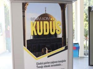 """""""Benim Adım Kudüs"""" programı düzenlendi"""