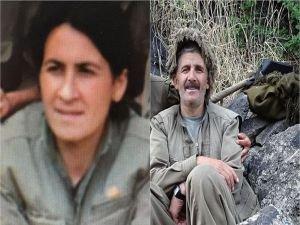 Kırmızı ve mavi listedeki PKK'liler öldürüldü