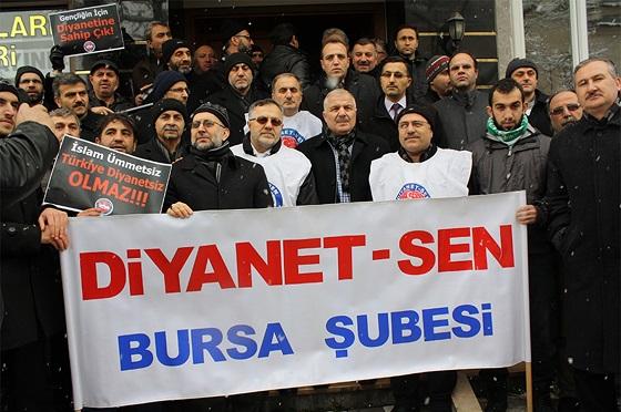 Diyanet saldırısı Türkiye genelinde kınandı