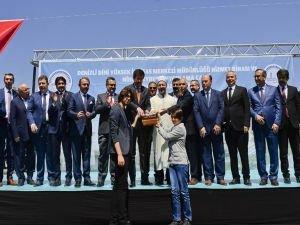 Denizli'de Bakan Zeybekci adına cami