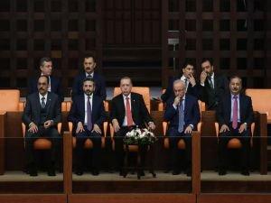 Cumhurbaşkanı Erdoğan: Meclis'teki tartışmalar rezalet