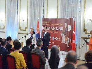 Sırbistan'da Türk Okçuluk Tarihi Sergisi