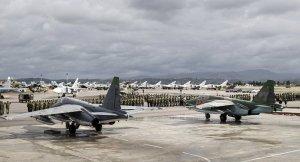 Rus güçleri Suriye'den çekildi