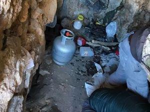 Van'da PKK'nın kış üslenme alanlarına yönelik operasyon