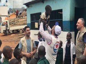 Yetimler Vakfı Uganda'da önemli projeleri hayata geçiriyor