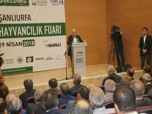 """Bakan Fakıbaba: """"Gıdasız bir ülke özgür olamaz"""""""