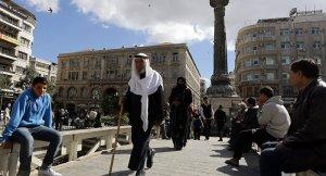 Şam halkının Rusya'nın çekilmesi hakkında düşünceleri