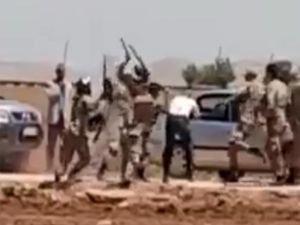 Jandarmanın karıştığı kavgayla ilgili soruşturma başlatıldı