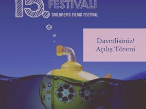 Çocuk Filmleri Festivali başlıyor
