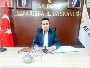 AK Parti Şanlıurfa İl Başkanı belli oldu