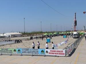 İstanbul mevlid etkinliğine hazır