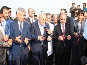 Bakan Fakıbaba Şırnak'ta hayvan pazarının açılışını yaptı