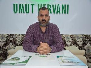 Umut Kervanı Diyarbakır'da yardım kampanyası başlattı