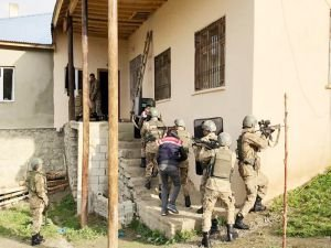 Van'da PKK operasyonu