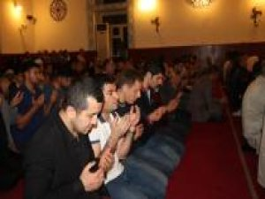 Mardinliler Allah'tan beraatını istedi