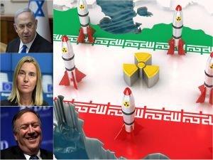 siyonist israilin İran iddiasına ABD'den destek AB'den ret