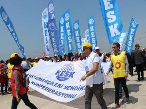 1 Mayıs İşçi Bayramı Maltepe'de kutlandı