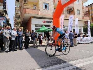 Uluslararası Bisiklet Turu'nun Mardin etabı tamamlandı