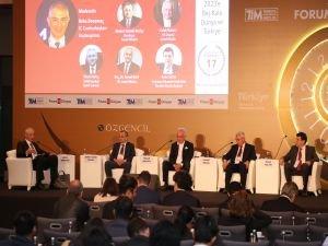 Forum İstanbul 2018'de 'Geleceğin Dünyası'nda Savunma Sistemleri' başlıklı oturumu yapıldı