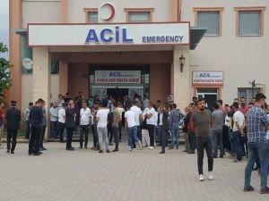 Şırnak'ta öğrencilere yıldırım çarptı: 12 yaralı