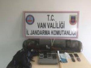 Van'da PKK operasyonu: 7 gözaltı