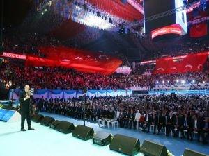 """Erdoğan: """"Biz sadece Allah'ın huzurunda eğildik"""""""