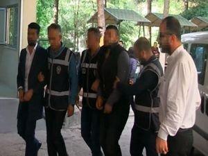 Gazeteciye silahlı saldırıya 4 tutuklama