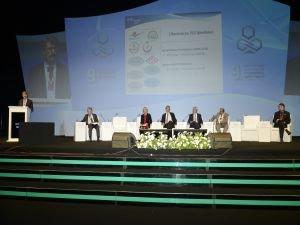 9'uncu Uluslararası İş Sağlığı ve Güvenliği Kongresi Tüm Hızıyla Sürüyor