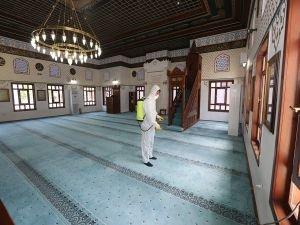 Zeytinburnu'nda Ramazan Temizliği Başladı