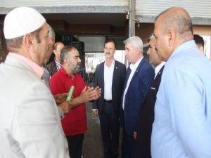 """Yalçın: """"HÜDA PAR mecliste olmalı"""""""