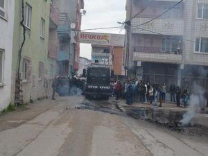 Newroz kutlamalarına polis müdahalesi