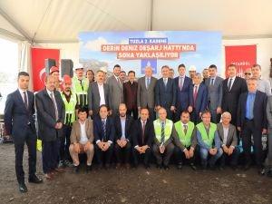 Başkan Uysal: İstanbul'daki atık suların yüzde 99'u arıtılıyor